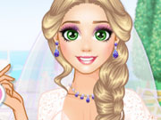 Wedding Style Cinderella vs Rapunzel vs Elsa game