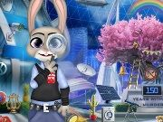 Zootopia Police Investigation game