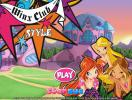 Winx club style game.