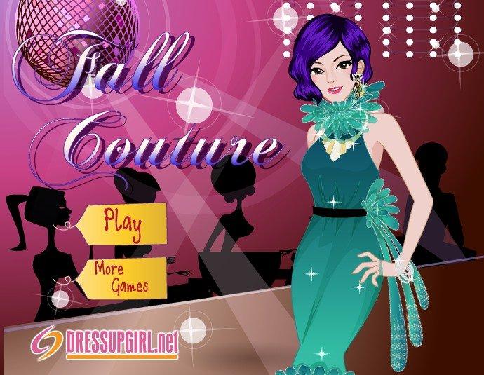 Autumn 2014 fashion game