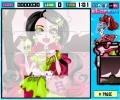 Draculaura in Monster High puzzle set game.