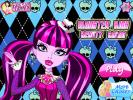 Cool Monster High beauty salon game!