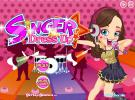 Singer dress up game