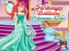 Ariel princess dress up game.