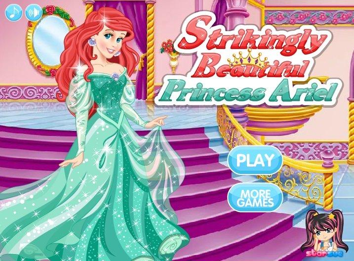Disney Princess Dress Up Game Play Disney Princess Dress ...