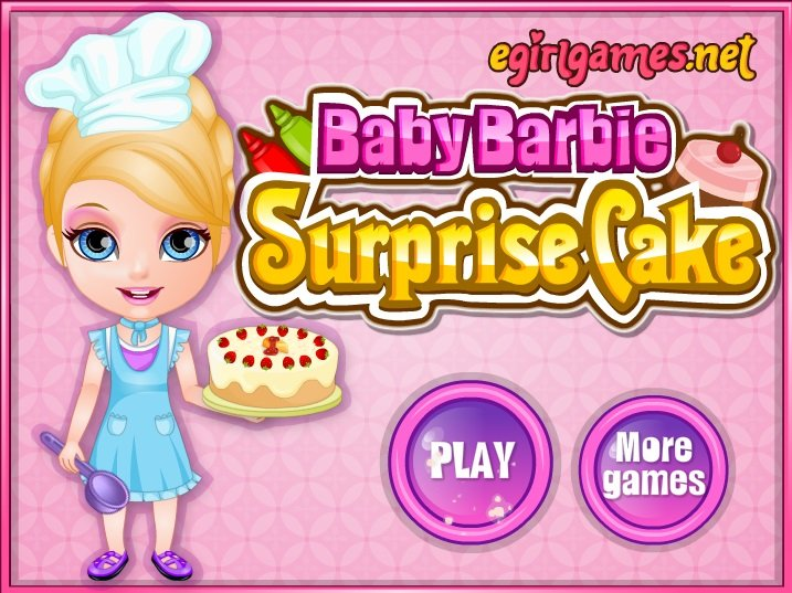 play baby barbie games free online