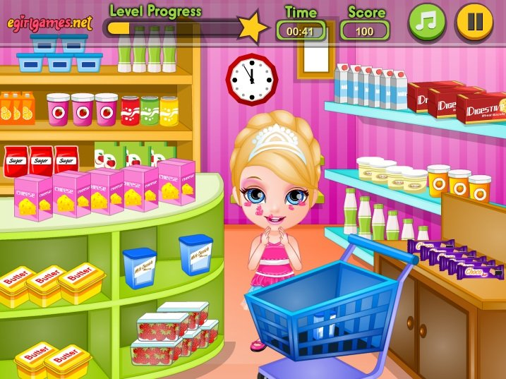 Baby girl games to play online