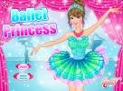 Ballet Princess Dress Up game.