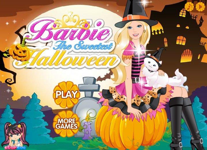 barbie halloween dress up game - Barbie Halloween Dress Up Games