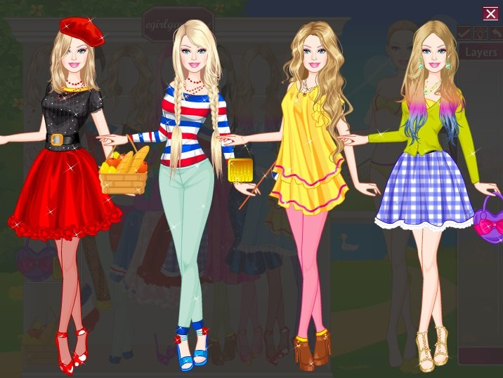 flirting games for kids free games 2017 online
