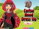 Cerise Hood Dress Up game.