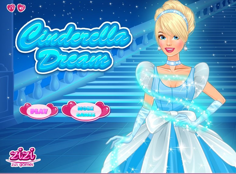 Cinderella at the ball game
