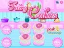 Fairy cake cooking game.