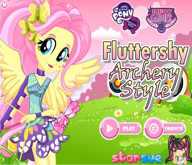 My Little Pony Equestria Girls Friendship Games Fluttershy