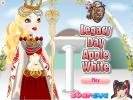 Apple White from Ever After High dress up game.