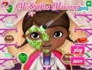 Mcstuffins makeover game.