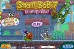 Snail Bob 7 adventure game online.