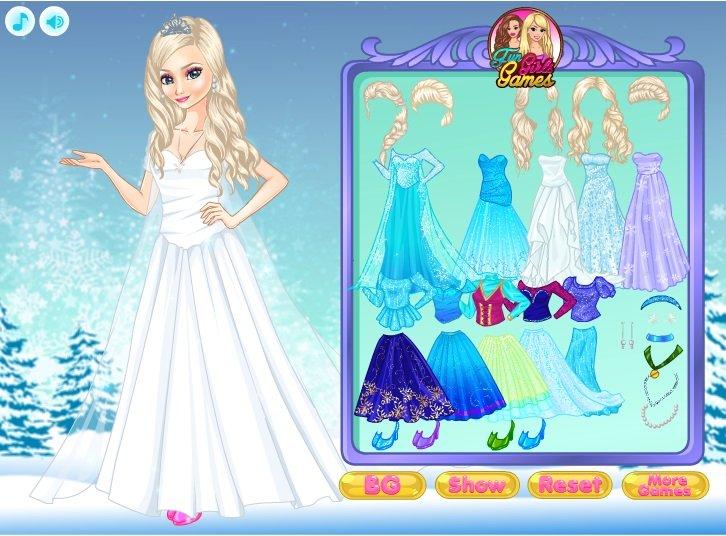 elsa frozen dress up games car interior design