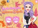 Barbie Fashionista Autumn Trends game.