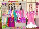 Barbie Chinese Princess dress up game.