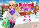 Fun Christmas shopping dress up game.