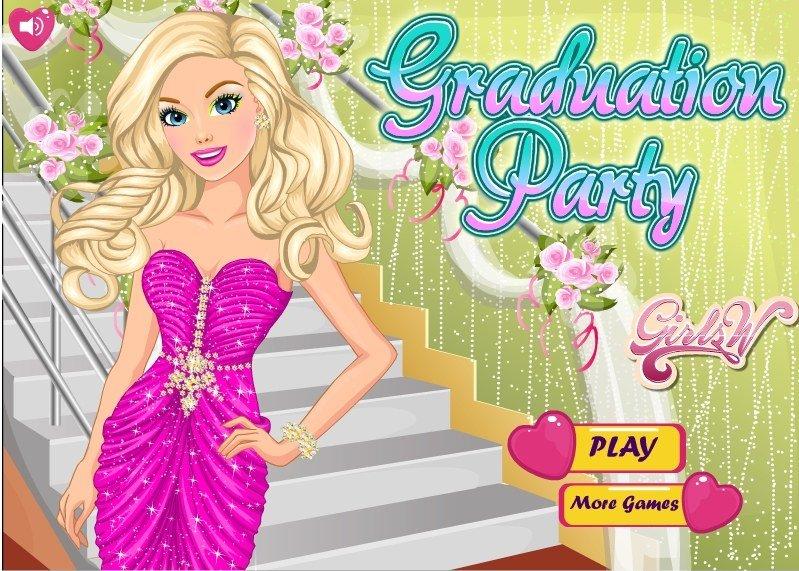 Graduation Day Dress Up Games - Eligent Prom Dresses