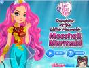 Ever After High Meeshell Mermaid Dress Up game.