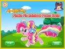 Pinkie Pie dress up game for girls.