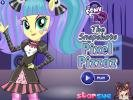 The snapshots Pixel Pizzaz my little pony game.