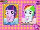 Select your favorite pony.