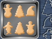 Christmas biscuits game