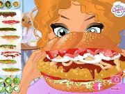 A delicious hamburger 2 game