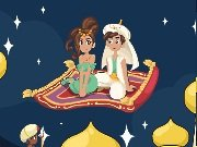 Fun game Aladdin and Princess