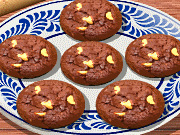 Sarah's cooking school: chocolate cookies