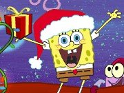 Christmas in Bikini Bottom game