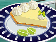 Fun game Cooking school: Lime cake