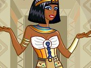Dress Up: Cleopatra game