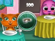 Fairytale pizzeria game