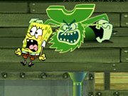 Game SpongeBob Ship O Ghouls game