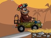 Fun game Jeep safari