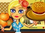 Game Jennifer Rose: snack bar