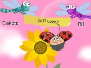 Game Flower fortunetelling: loves or not