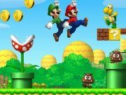Fun game Mario and Luigi Puzzle