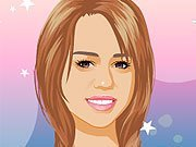 Miley Makeover game
