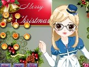 Play game New year card