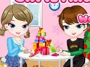 New year presents game