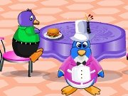 Penguin Restaurant game