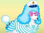 Poodle Dress Up game