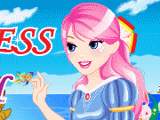 Fun game Princess Sarah