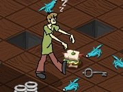 Shaggy the sleepwalker game